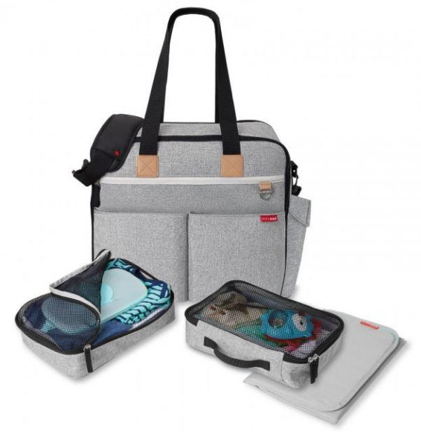 Previjalne torbe za dobro organizacijo na poti