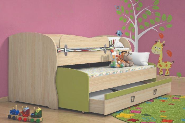 Otroške postelje, bogastvo izbire in možnosti