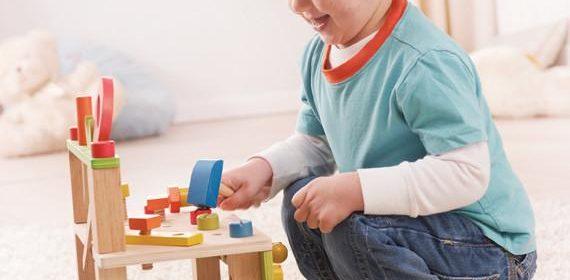 Leseno orodje za otroke je tudi zanimivo