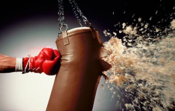 boksarska vreča fitnesshop