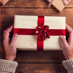 Bogato založena spletna trgovina z darili