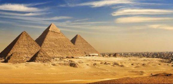 Za potovanje Egipt je veliko zanimanja