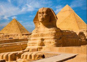 potovanje Egipt