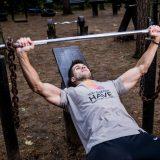 Bench klopi, ki spodbujajo k vadbi