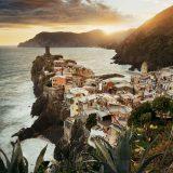 Cinque Terre potovanje je popolna potopitev