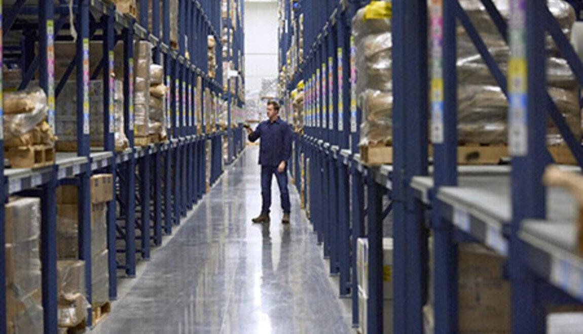 skladiščno poslovanje
