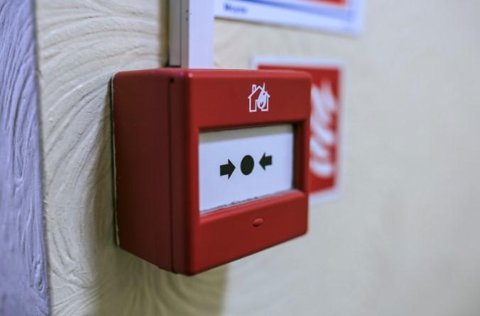 projekt varnost in požarni red