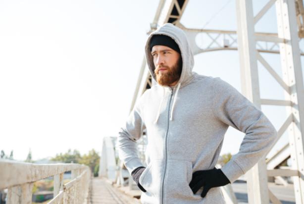moški pulover-gap
