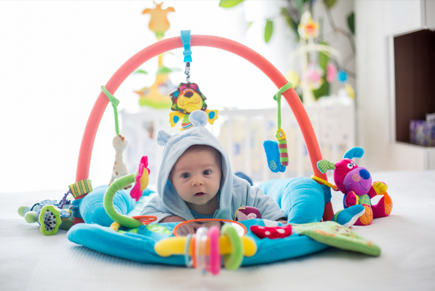 razvoj dojenčka