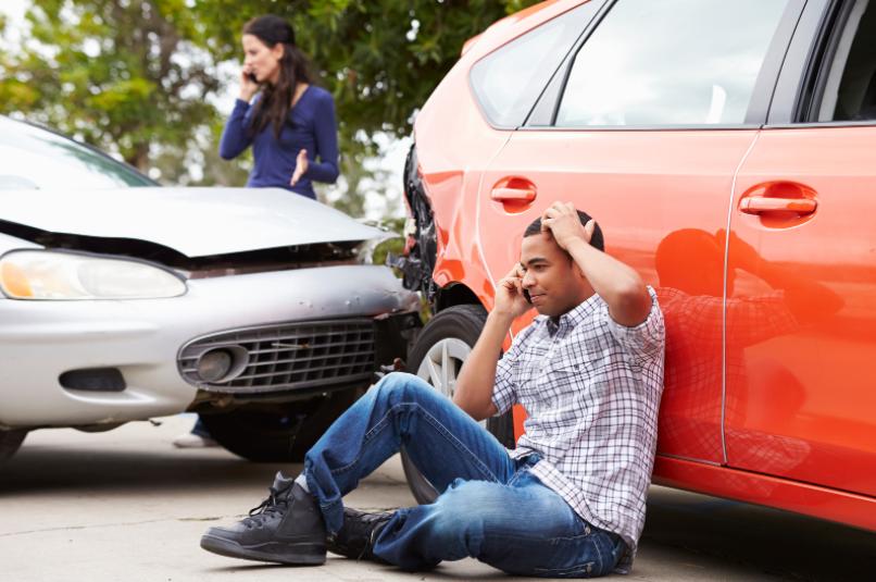 odškodnina za prometne nesreće